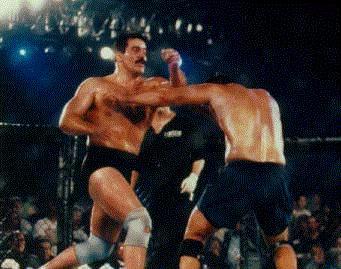 severn batte taktarov UFC 5